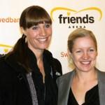 Camilla Sandell och Victoria Sandell-Svensson