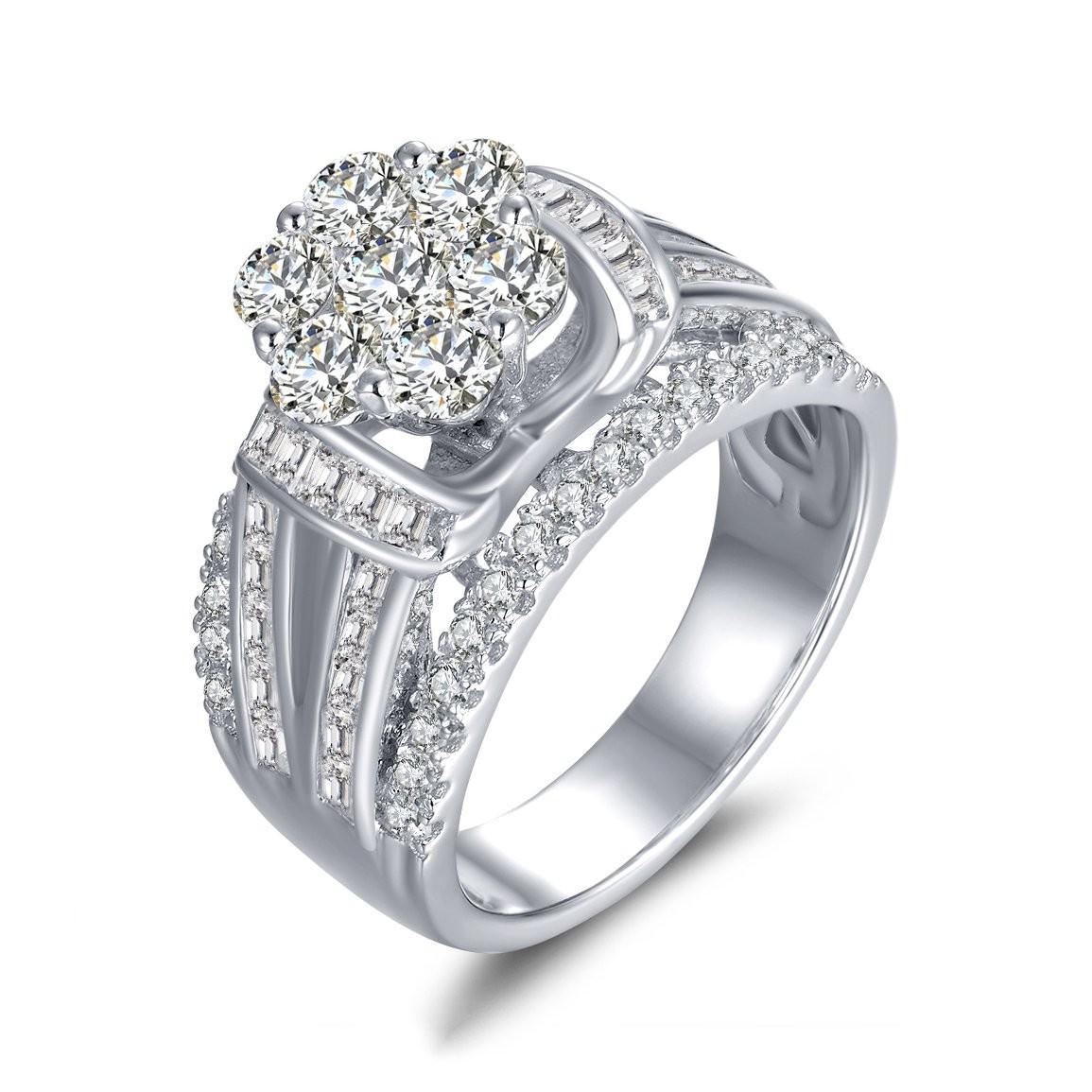 Fullsize Of Diamond Rings For Women