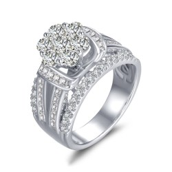 Small Crop Of Diamond Rings For Women