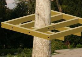 Casa sull'albero: fase 3