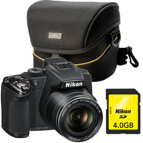 Medium Of Nikon Coolpix P500