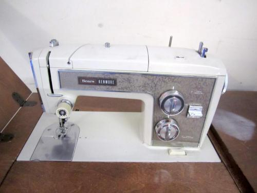 Seemly Image Sears Kenmore Sewing Machine Table Sears Kenmore Sewing Machine Table Kenmore Sewing Machines Vintage Kenmore Sewing Machine 385 Manual
