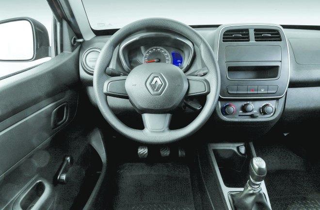 Versão Life, a mais simples, é equipada com quatro airbags | Divulgação