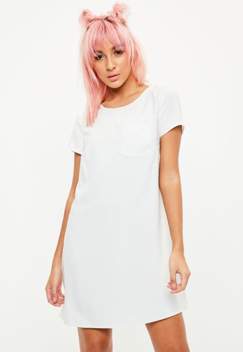 Medium Of Short Sleeve Dress