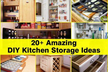 diy kitchen storage ideas 1024x768
