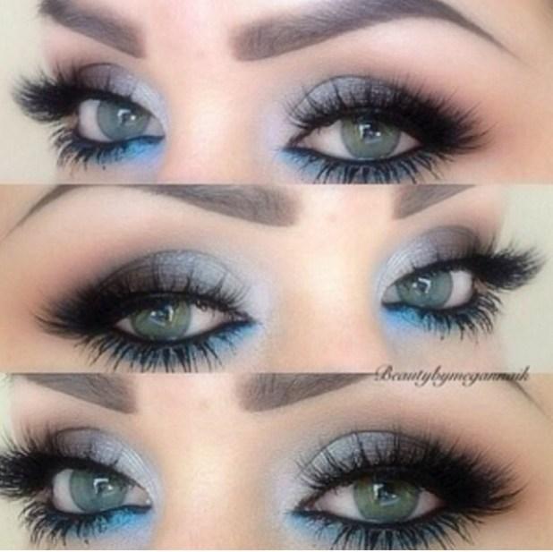 Best Makeup To Make Blue Eyes Pop Cosmeticstutor