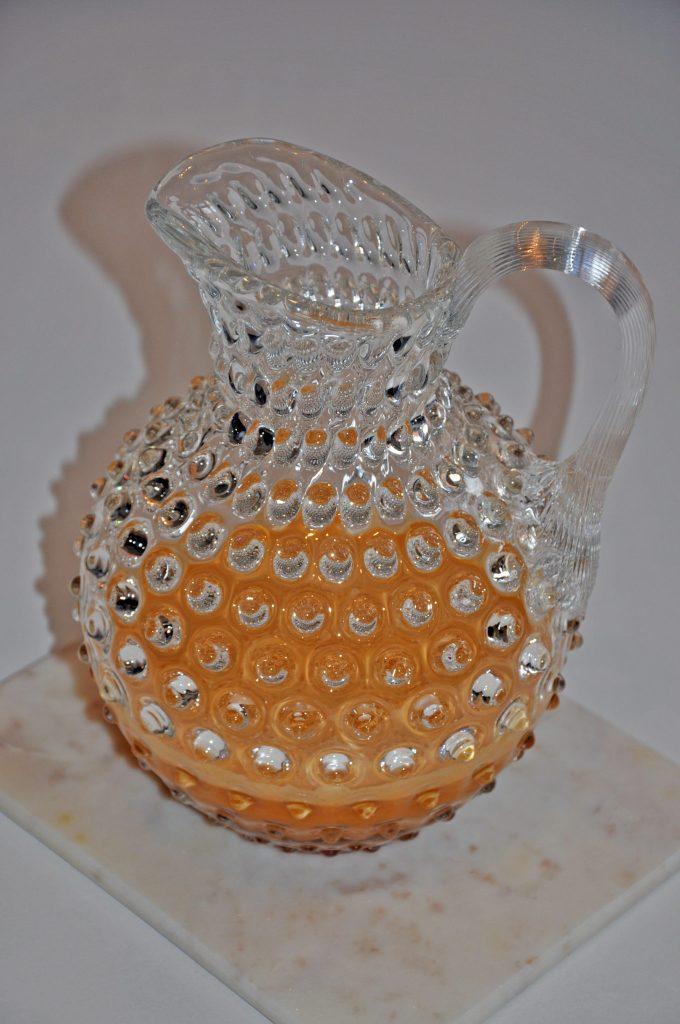 Råpressad juice i Linné Carafe