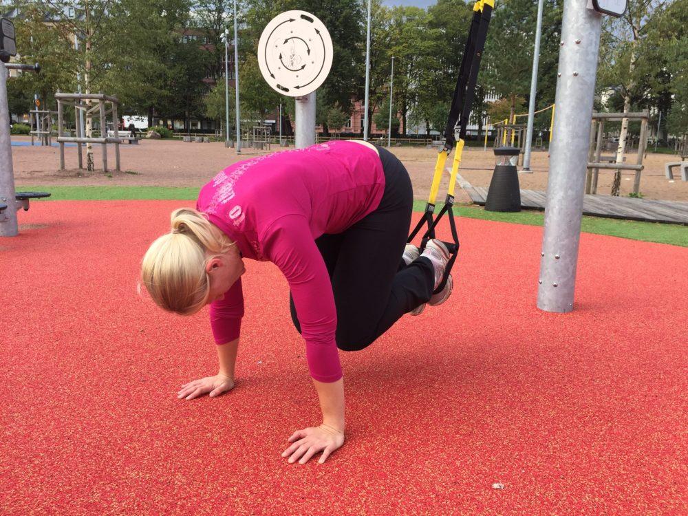 Personlig träning utomhus i Göteborg