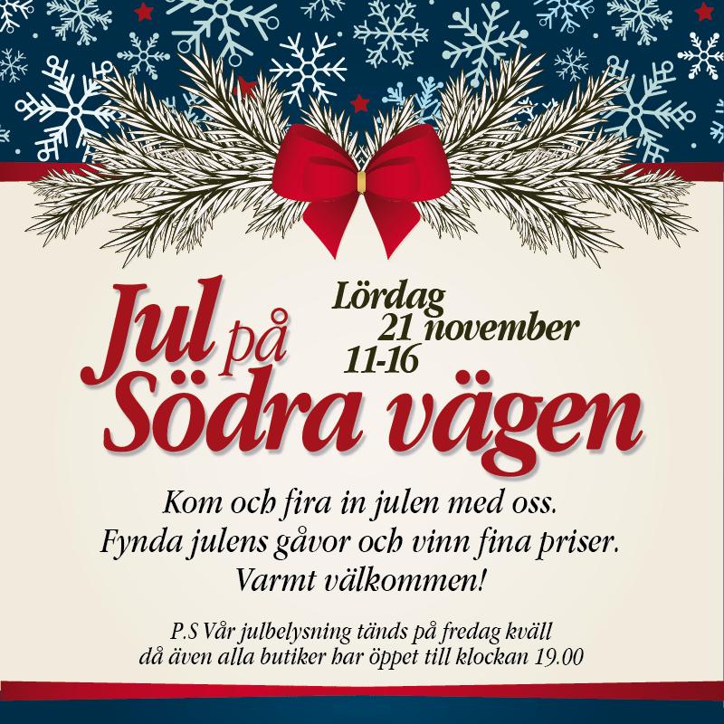 Jul på Södra Vägen