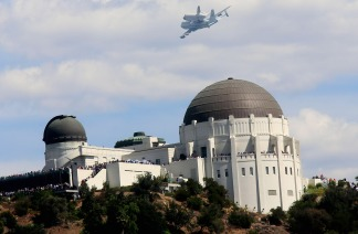 See It Again: Endeavour Soars Over SoCal
