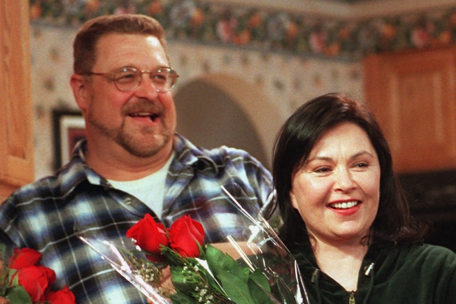 Roseanne  Returning to ABC with Barr as Star   NBC Southern California Recipes With Heart and Soul