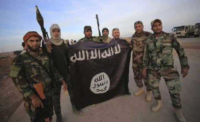 The ISIS Says It's Shit Scared Of Only One Country