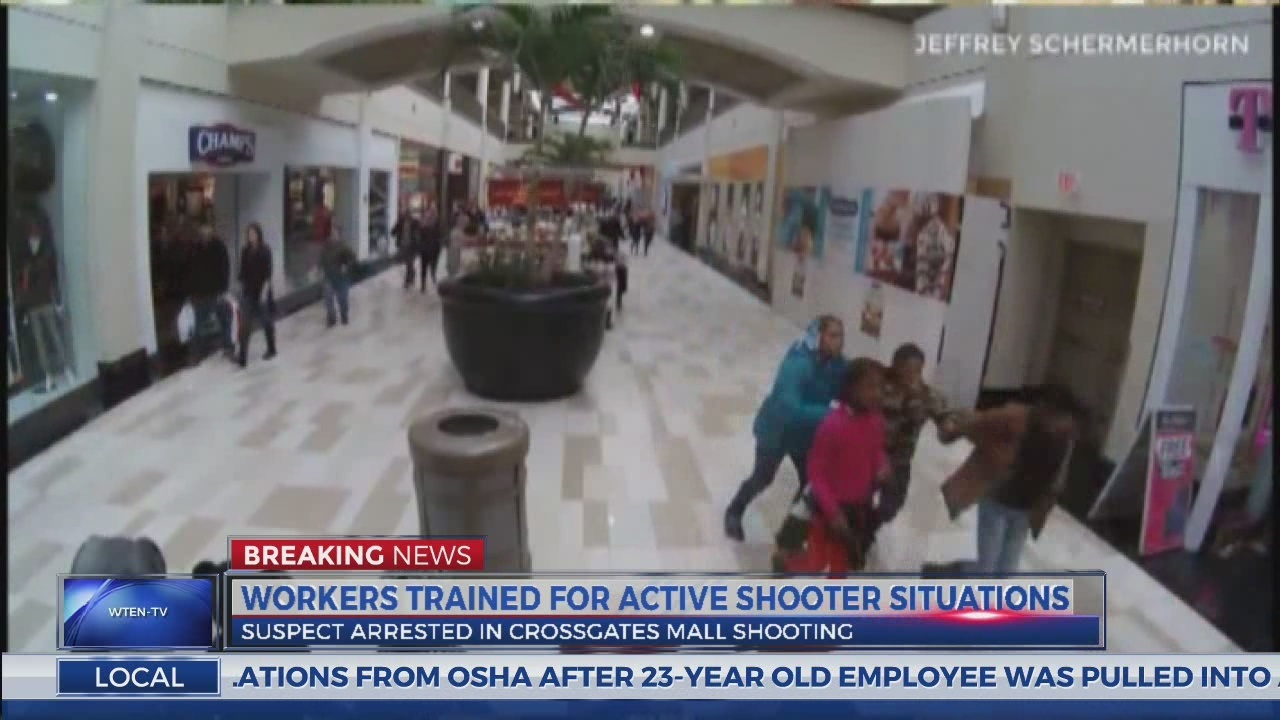 Encouraging Crossgates Mall Workers Trained Active Shooter Situations Crossgates Mall Store Hours Crossgates Mall Jewelry Stores baby Crossgates Mall Stores