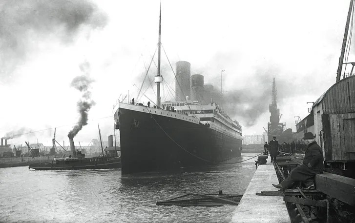 Unsinkable   The New Yorker Why we can t let go of the Titanic