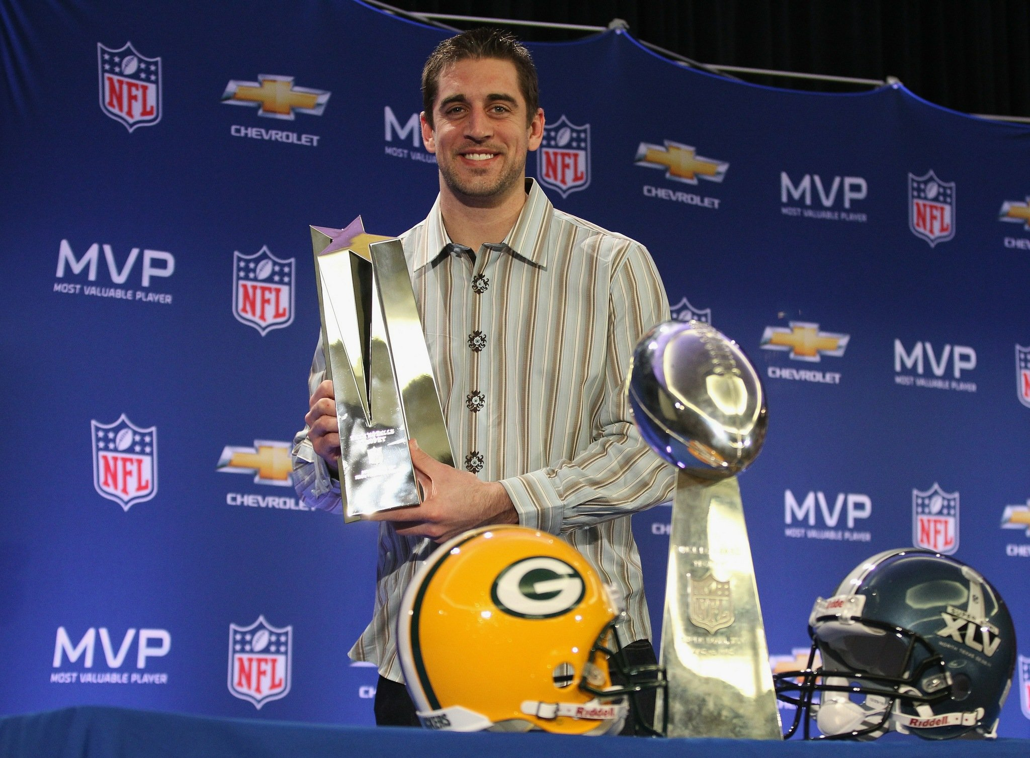Fullsize Of Aaron Rodgers Commercial