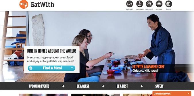 eat with locals website