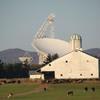 The Robert C. Byrd Telescope in Green Bank, W. Va.
