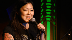 Comedian and actress Margaret Cho is among the big-name performers who've taken a turn onstage at UnCabaret, where those who come to the stage are encouraged to try out material that might never make it on the comedy circuit or on TV.