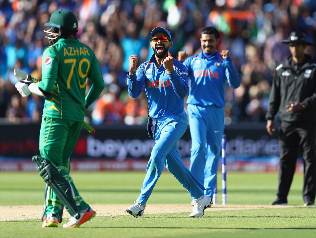 india vs pakistan 4th match group b icc champions 2