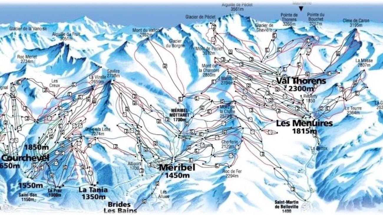map val thorens