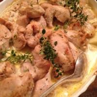 Calvados Kyckling från Provence