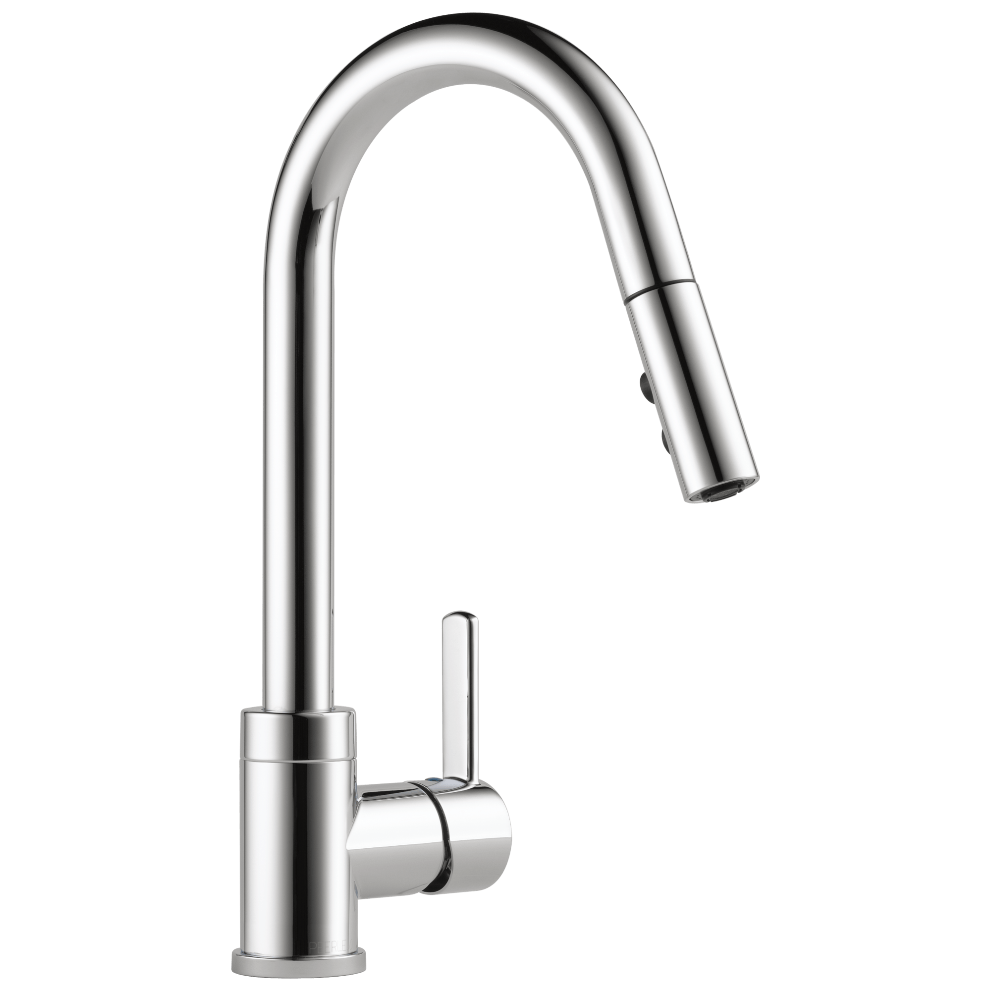 peerlessfaucet delta linden kitchen faucet Single Handle Pull Down Kitchen Faucet