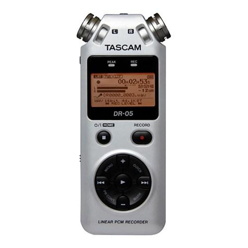 Medium Of Tascam Dr 05