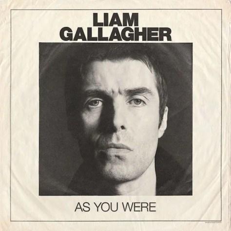 Todo lo que debes saber del nuevo disco de Liam Gallagher