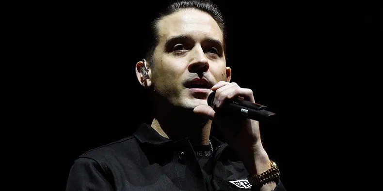 G Eazy Pleads Guilty to Assault  Drug Possession in Sweden  Report     G Eazy  March 2018  Kevin Mazur Getty Images for PMKBNC