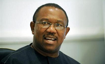 Former Anambra State Governor, Peter Obi