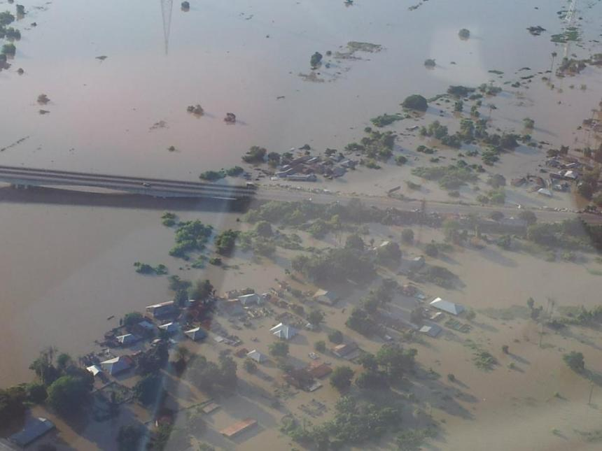 Nigeria faces food insecurity as a result of the massive flood ravaging the country