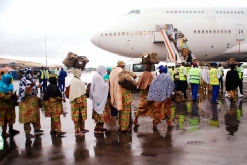 FILE PHOTO: Many deportees went to Saudi Arabia as pilgrims
