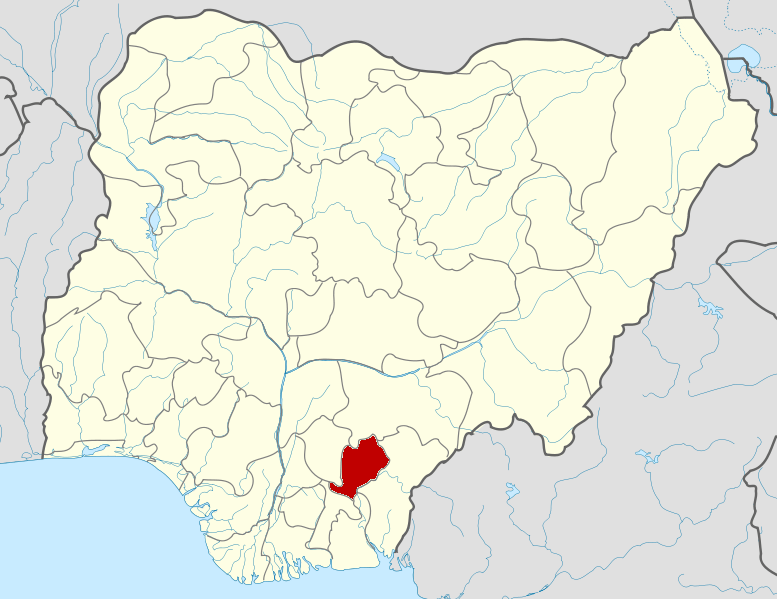 Ebonyi State Map