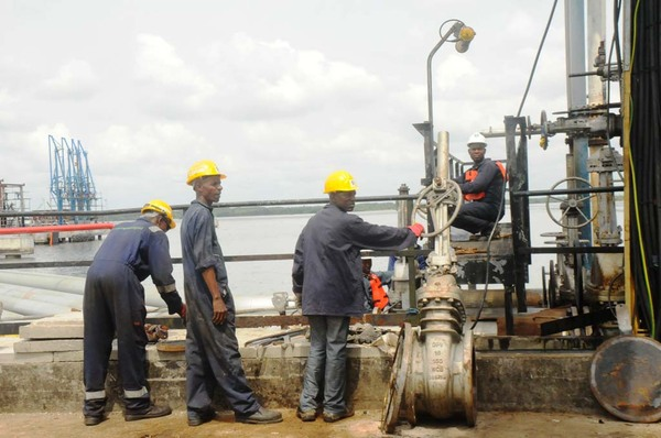 Rivers is home to Nigeria's largest oil installations