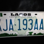 new nigerian number plates