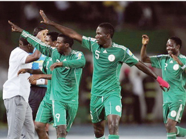 Flying Eagles of Nigeria