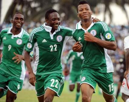 Super Eagles of Nigeria