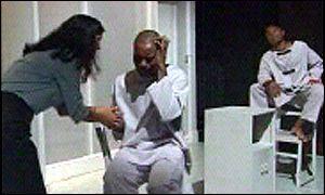 Schizophrenia patient  [Photo: news.bbc.co.uk]