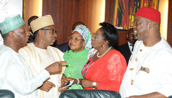 Fec meeting Abuja