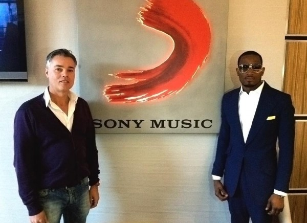 Dbanj-at-Sony-Music-600x436