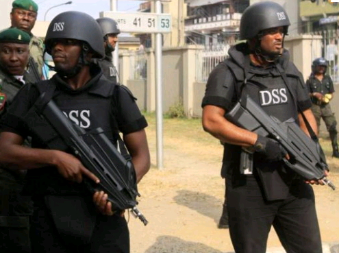 sss officials nigeria