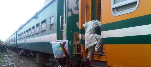Train Nigeria