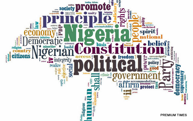 PDP Manifesto word cloud