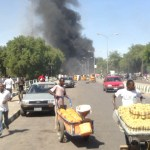 Bombing in Maiduguri