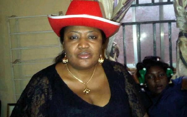 Grace Adogo, Director of SAP-CLN