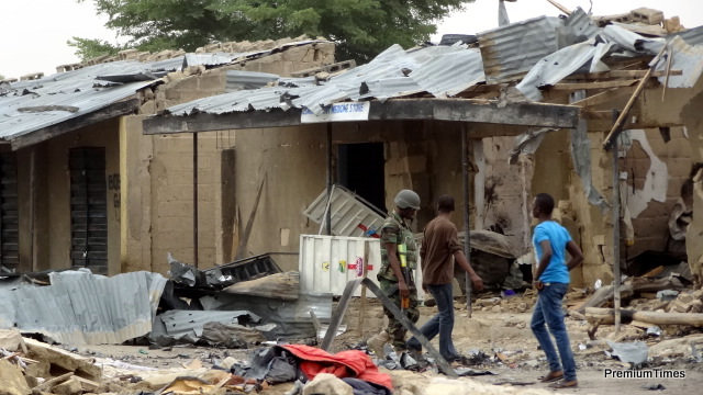 Borno has been under intense Boko Haram attacks