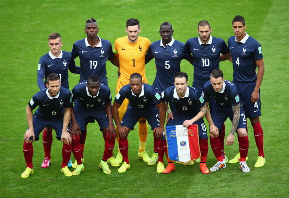World Cup  French defender wary of Nigeria s Super Eagles   Premium     World Cup  French defender wary of Nigeria s Super Eagles   Premium Times  Nigeria