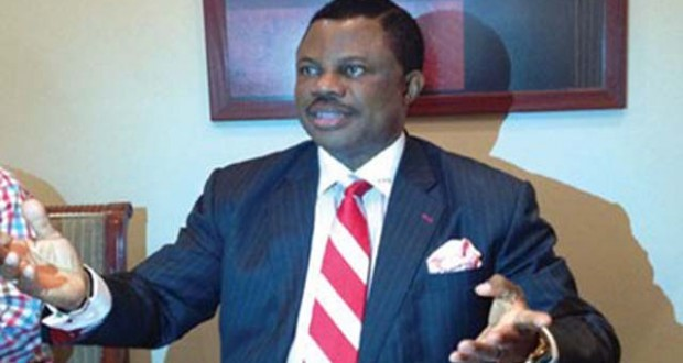 Willy Obiano, Anambra State Governor