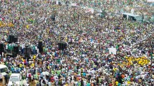 Aregbesola Campaign Rally in Ede