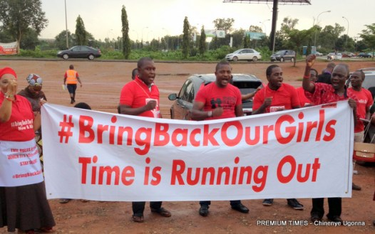 Bring Back our girls - time is running out